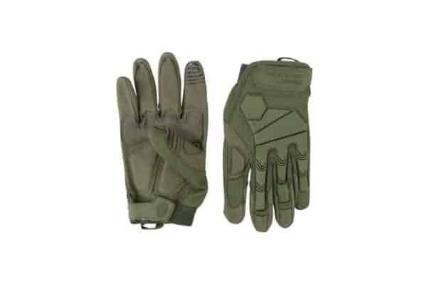 Kombat UK Alpha Tactical Gloves - Olive