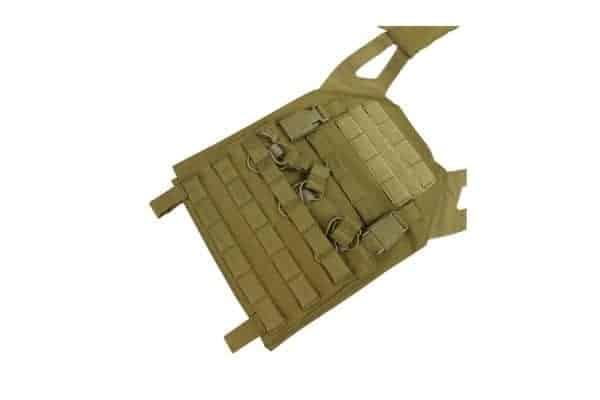 Kombat UK Buckle-Tek Jump Plate Carrier