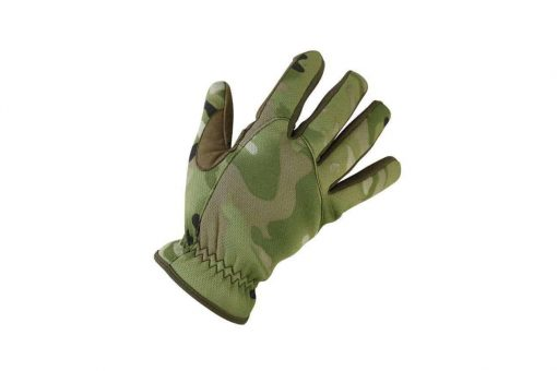 kombat uk delta fast gloves slim gloves - btp