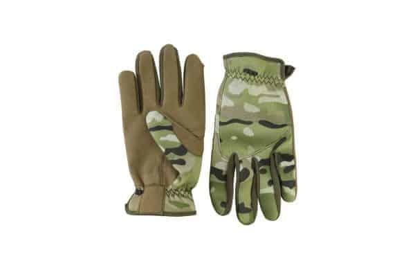 Kombat UK Delta Fast Gloves - British Terrain Pattern