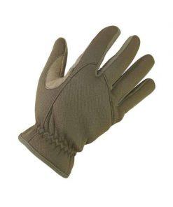 kombat uk delta fast gloves slim gloves - coyote