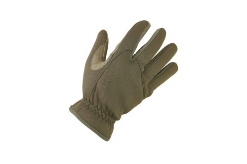 kombat uk delta fast gloves slim gloves - coyote