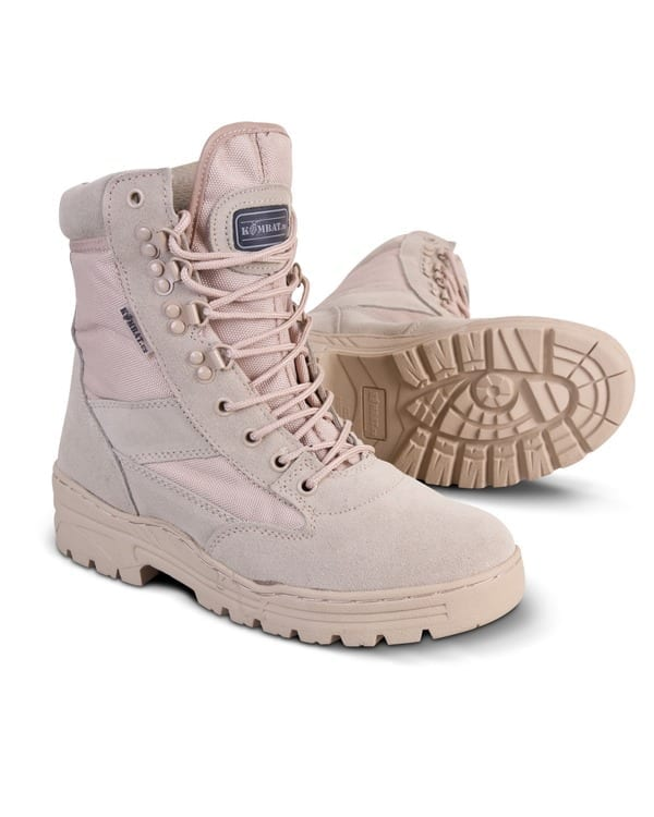 kombat uk desert patrol boots Kombat UK Desert Patrol Boots (Size 7)