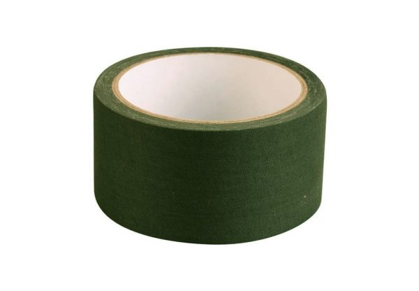 Kombat UK Fabric Tape 5cm x8m (Olive)