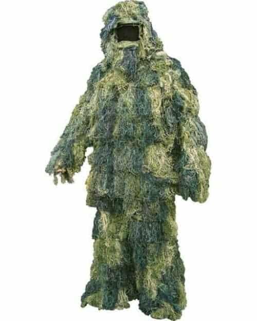 Ghillie Suit - Adult - Woodland