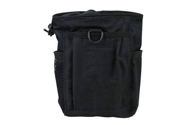 kombat uk large dump pouch black 1 Kombat UK Large dump Pouch