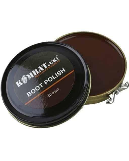 Kombat UK Boot polish (Brown)