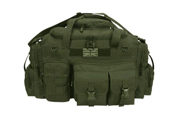 Kombat UK Saxon Holdall (65L)