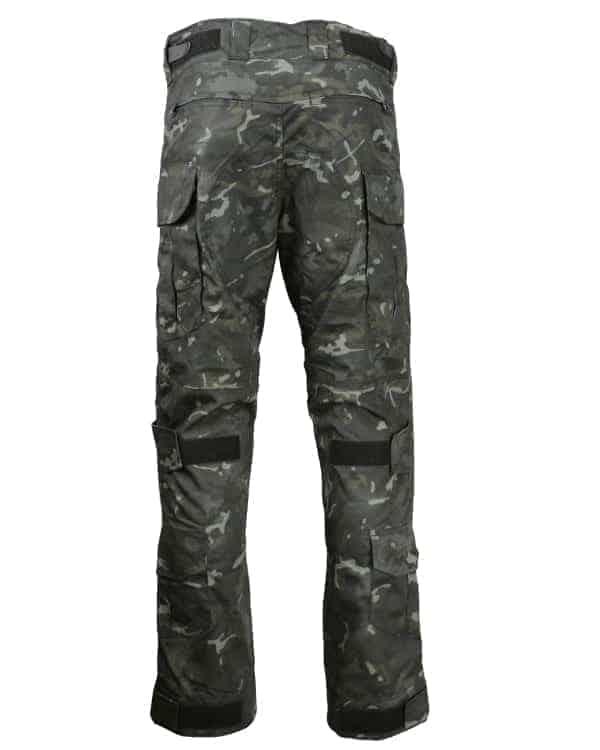 Kombat UK Gen I Special Ops Trousers - BTP Black