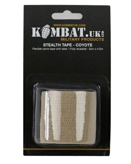 Kombat UK Stealth Tape - Coyote