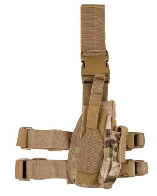 Kombat UK TACTIQUE LEG HOLSTER-BTP style militaire