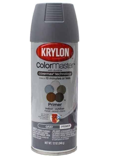 Krylon Colourmaster Grey Primer