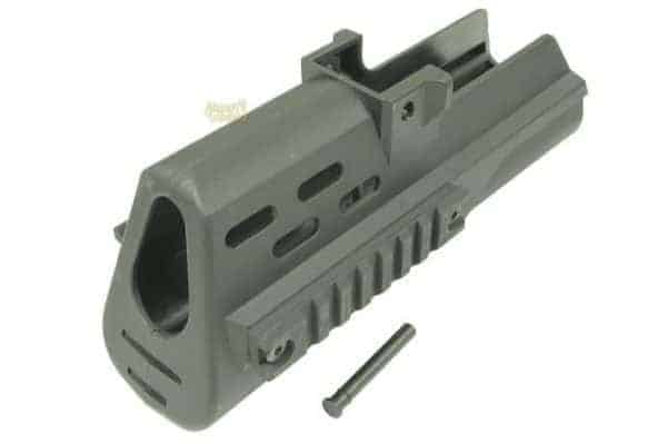 Cyma Larger g36 foregrip / hand grip with rails