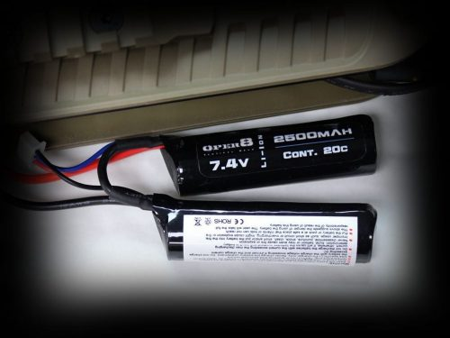 Li-Ion Airsoft battery