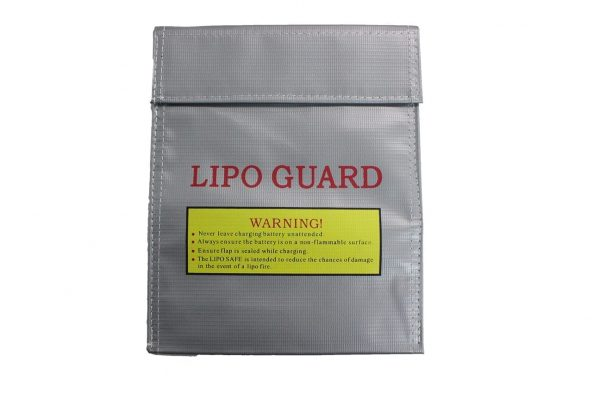 Fire proof Lipo safety charge bag Small (23x18cm)