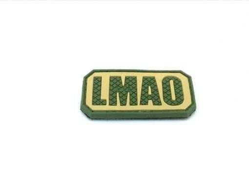 LMAO morale patch (Green)