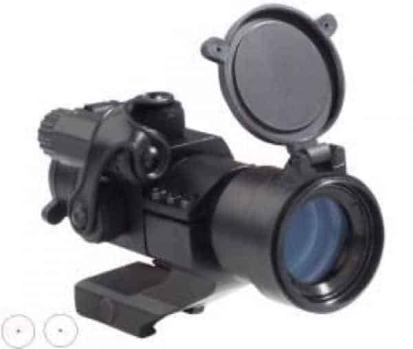Aimpoint style Red & Green Dot Rifle Scope