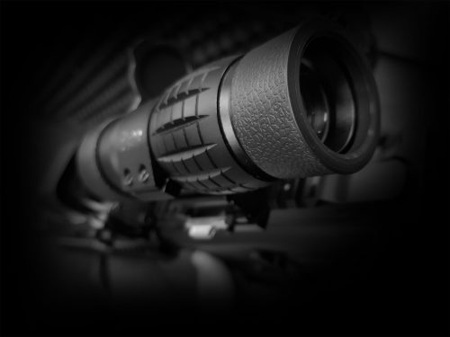 Airsoft Rifle Scopes & Magnifier