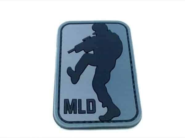 Major league doorkicker morale patch (Blue)