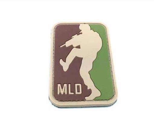 Major league doorkicker morale patch (Tri colour)