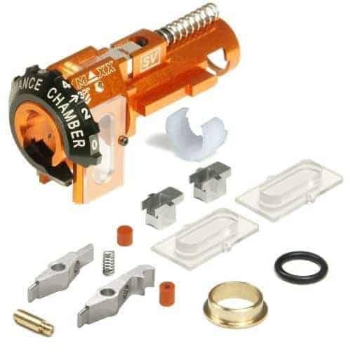 MAXX Model CNC VFC SCAR-L/H Hopup Chamber SV