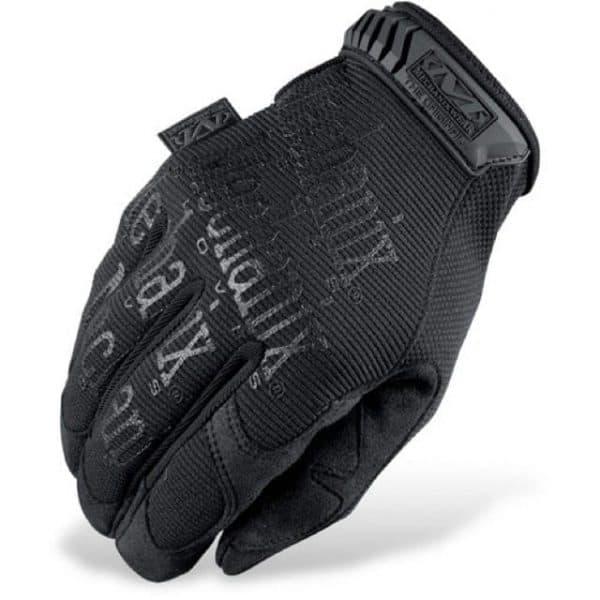 Mechanix Wear 'The Original' Gloves - Covert Black