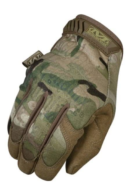 Mechanix Wear the original tactical gloves - multicam