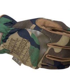 Mechanix Wear FastFit tactical gloves - woodland