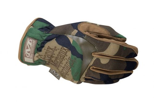 Mechanix Wear FastFit tactical gloves - woodland