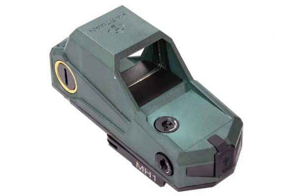 MH1 Style red dot reflex sight - Green