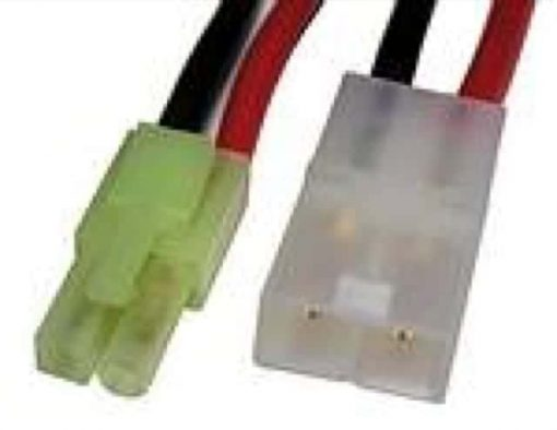 Mini-Tamiya (small) Connector (male)