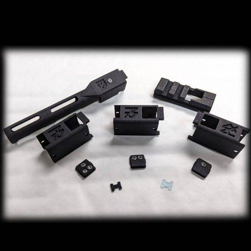 MK23 Pistol Upgrades