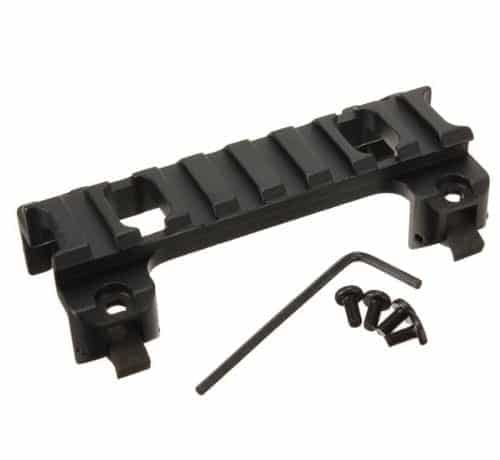 MP5 Low Profile RIS Rail Sight Mount For MP5/G3