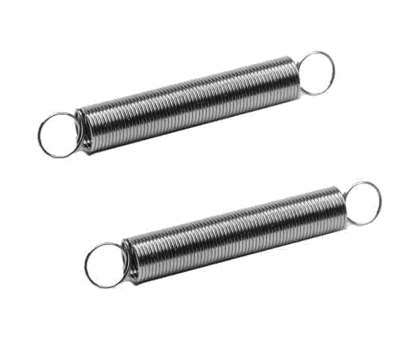 ASG/KWA MP9 nozzle return springs x2