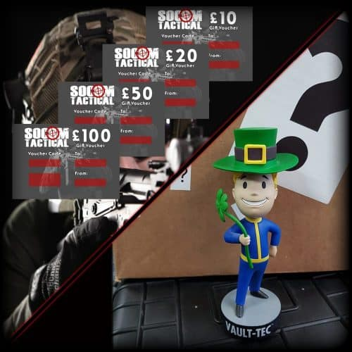 Airsoft Mystery Boxes & Gift Vouchers