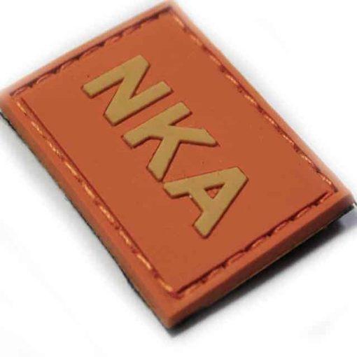 NKA small patch (Orange)