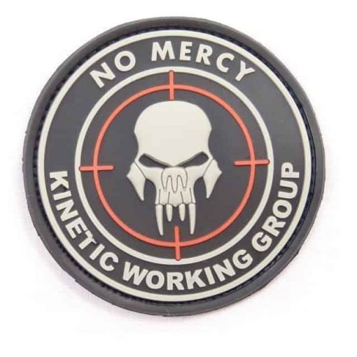 No Mercy, Kinetic Working Group patch