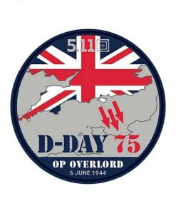 5.11 D-Day Operation Overlord Patch