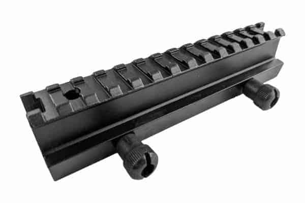 Oper8 20mm 145mm rail riser (25mm high)