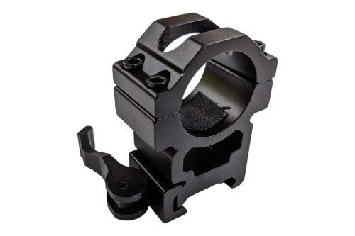 Oper8 30mm vented Scope/Torch Mount (High)