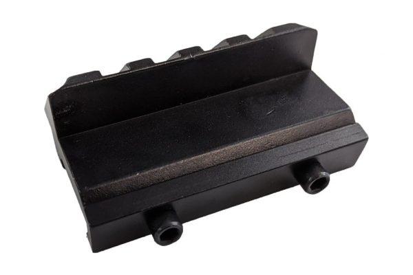Oper8 45° Offset 20mm Rail Adapter (4 Slot)