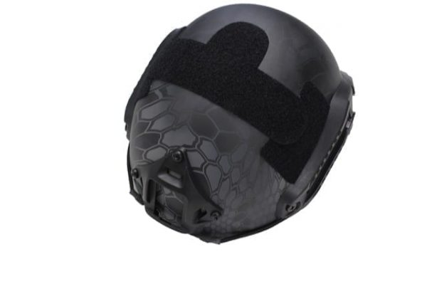 Oper8 Fast Helmet With Accessories