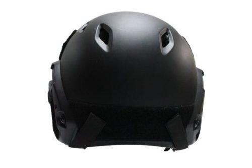 oper8 fast helmet mask black 4 Oper8 Mesh Mask for fast helmet - Black