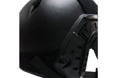 oper8 fast helmet mask black 5 Oper8 Mesh Mask for fast helmet - Black