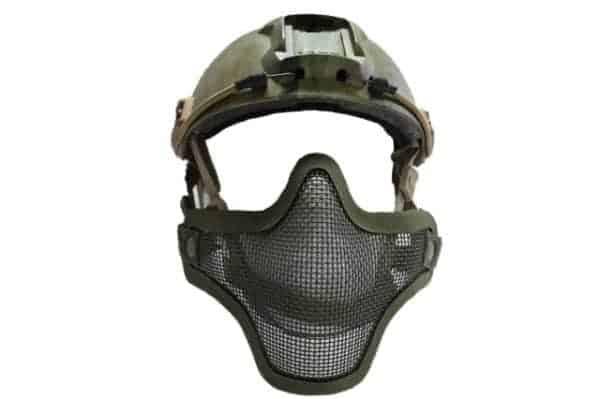 Oper8 Fast Helmet Mesh Mask
