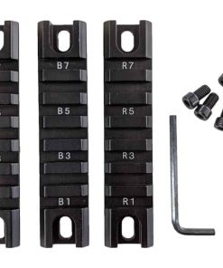 Oper8 G36C Picatinny RIS 20mm Short Rail Set