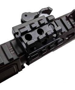 Oper8 Tactical 45 Degree Offset QD 20mm Rail Riser