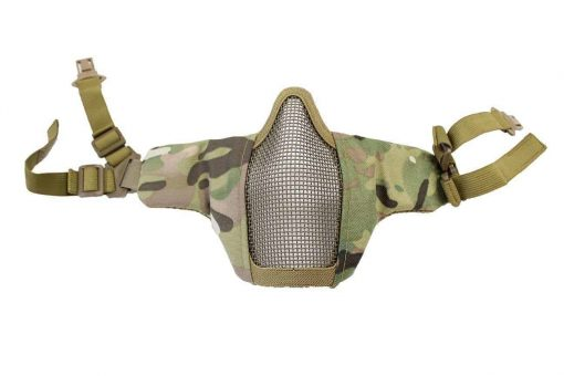 Oper8 Fast Helmet Slimline Mesh Mask