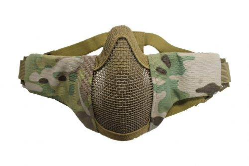 Oper8 Small Twin Strap Slimline Mesh Mask