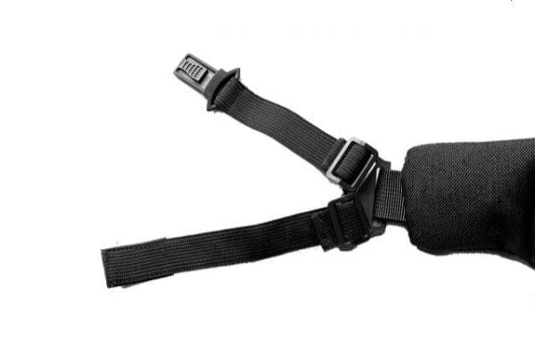 oper8 slimline padded helmet mask tan 3 copy Oper8 Fast helmet slimline mesh mask (Black)